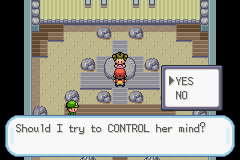 Pokemon Psychic Adventures Screenshot